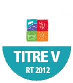 Titre-V RT 2012